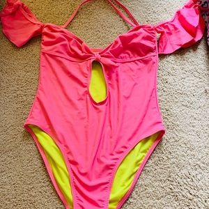 One piece swimsuit for teens or women
